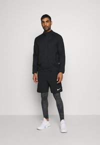 Nike Performance - DRY TEAM - Treningsjakke - black - 1