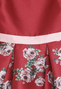Chi Chi Girls - CHARLIE DRESS - Vestido de cóctel - red - 3