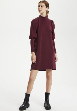 MWELLE - Denní šaty - tawny port