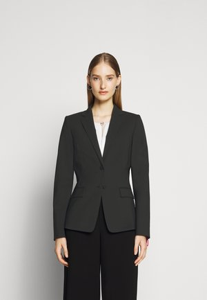 THE LONG - Blazer - black