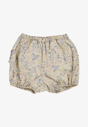 Shorts - moonlight flowers