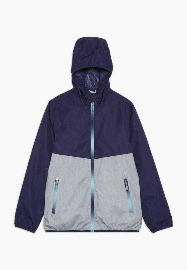 FAYLINA COLOURBLOCK - Outdoor jacket - dunkelblau
