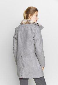 Luhta - ISOKURIKKA  - Winter coat - light grey - 6