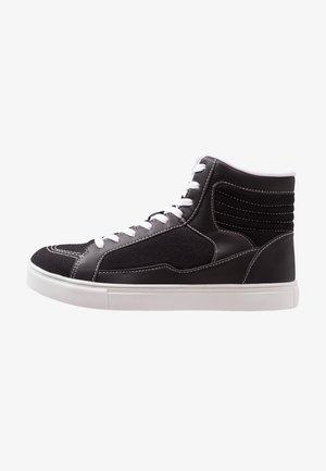 SCOTTY - Sneakersy wysokie - black