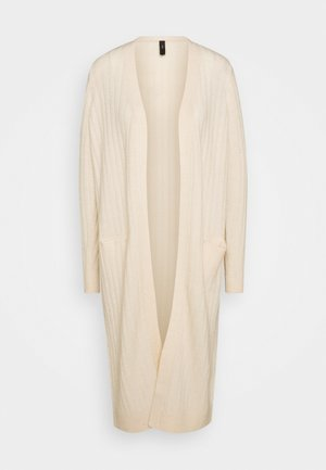 YASCAMPUS LONG CARDIGAN - Cardigan - whisper pink