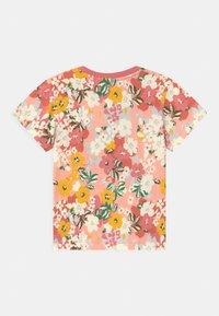 adidas Originals - FLORAL TREFOIL - Print T-shirt - trace pink/multicolor/black - 1
