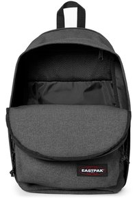 Eastpak - BACK TO WORK RUCKSACK 43 CM LAPTOPFACH - Rucksack - black denim - 4