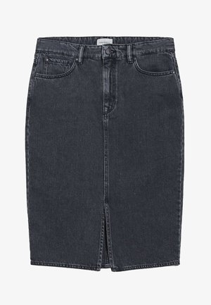 CALLAA - Denim skirt - grey wash