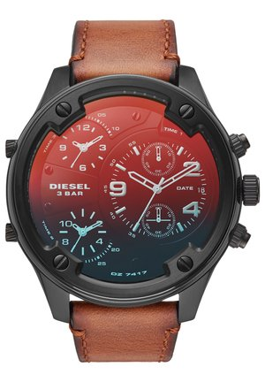 BOLTDOWN - Chronograph watch - brown