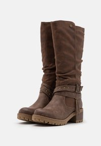 Refresh - Boots - taupe - 2