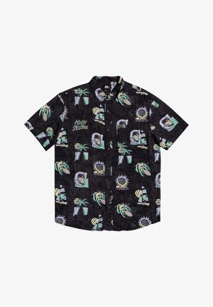 ISLAND PULSE - Shirt - black island pulse