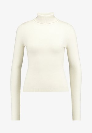 VMHAPPY BASIC ROLLNECK - Jumper - birch