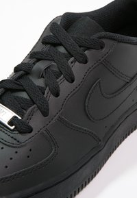 Nike Sportswear - AIR FORCE 1 - Sneakers laag - schwarz - 5