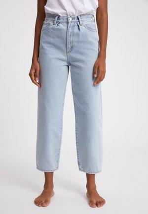 AANIKE - Straight leg jeans - powder indigo