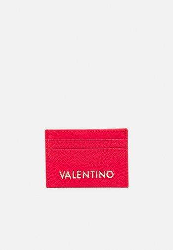 DIVINA - Wallet - rosso