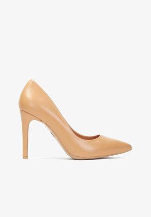 KAMALA - High heels - Light brown