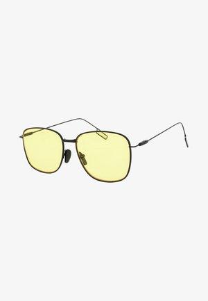 SPHINX - Aurinkolasit - matt black / yellow