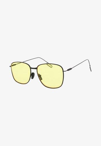 SPHINX - Sunglasses - matt black / yellow