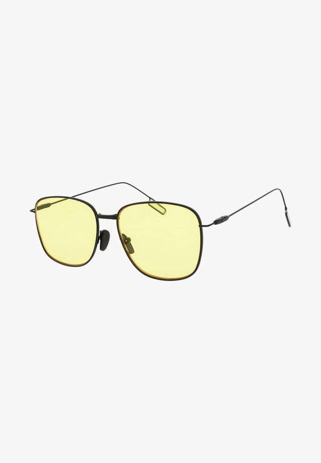 SPHINX - Occhiali da sole - matt black / yellow