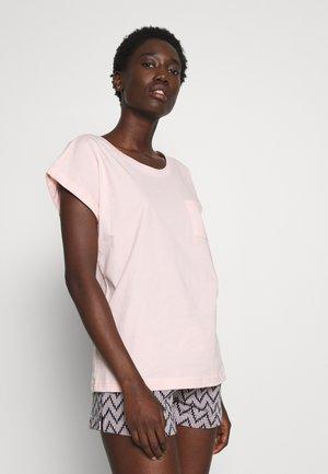 SHORTY SET - Pyjamas - pink