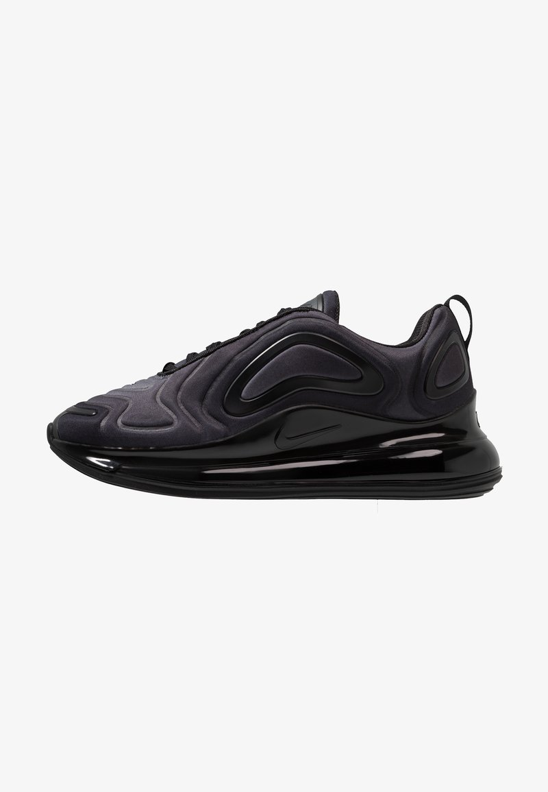 Against the will Match stomach ache  Nike Sportswear AIR MAX 720 - Sneakers basse - black/anthracite - Zalando.it