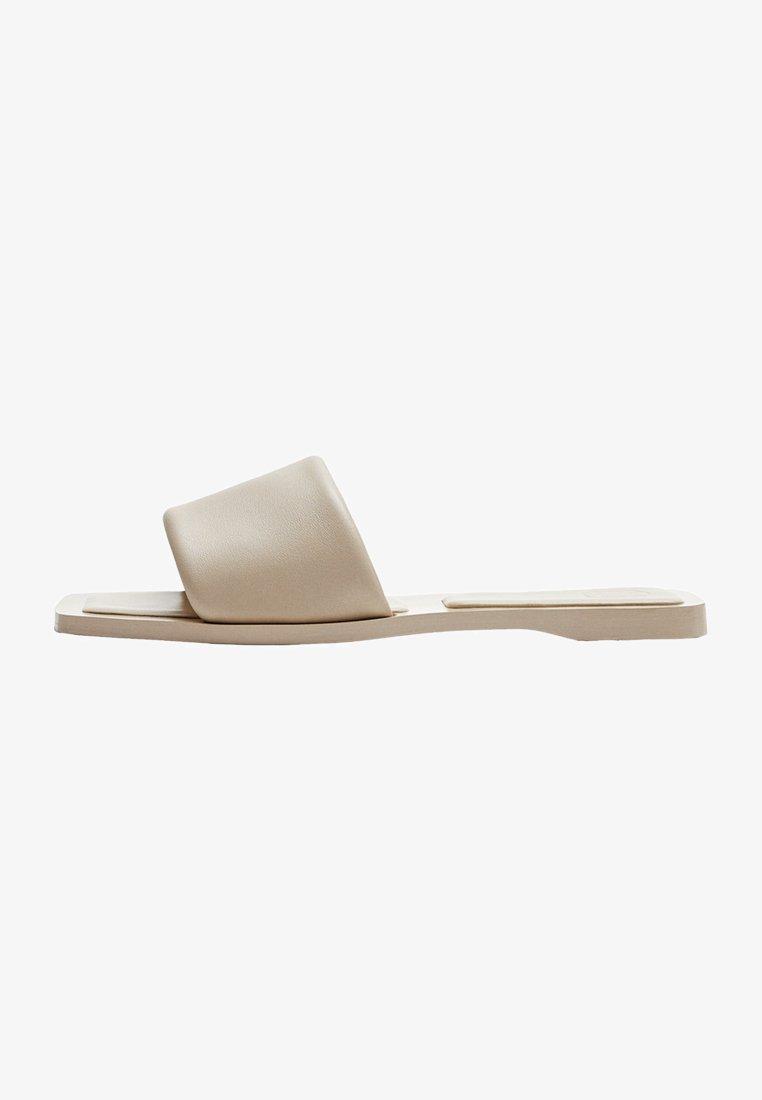 Massimo Dutti - Mules - beige