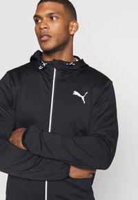 Puma - RTGFZ - Zip-up hoodie - black - 5