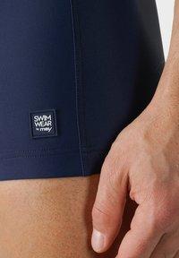 mey - SWIMWEAR - Swimming trunks - yacht blue - 2