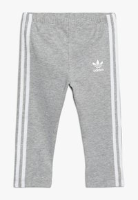 adidas Originals - TEE DRESS SET - Leggings - multco/white - 2