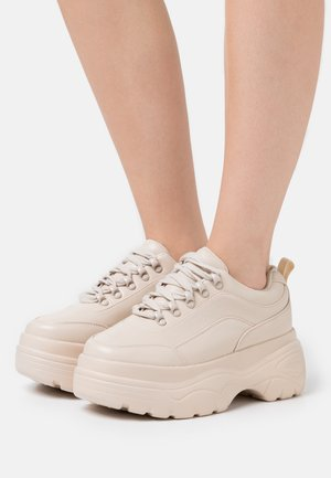 VEGAN - Trainers - beige