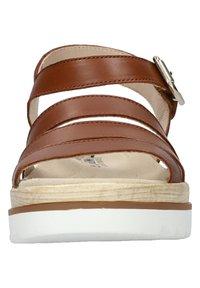Mephisto - Wedge sandals - braun - 4