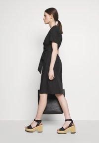 WEEKEND MaxMara - FELINO - Day dress - black - 5
