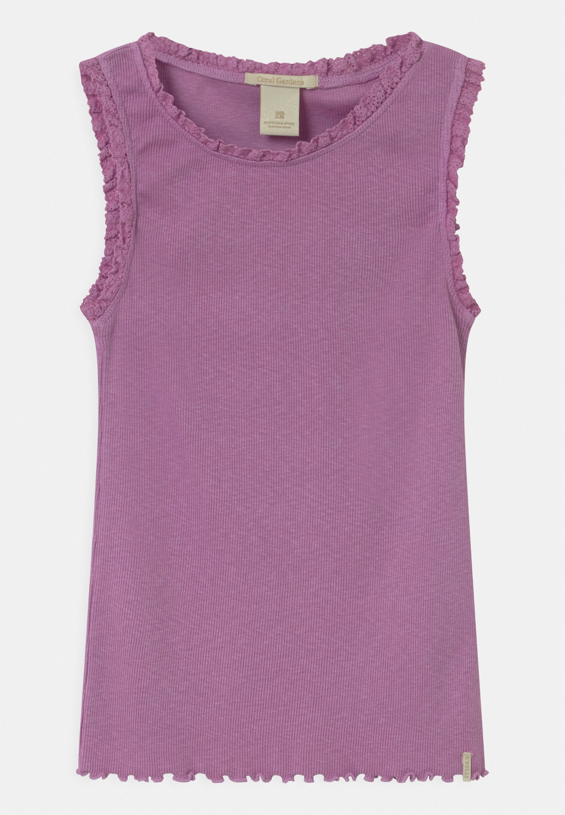Kids BASIC WITH LACE EDGES - Top