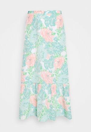SHIMMER SKIRT - A-line skirt - multi-coloured