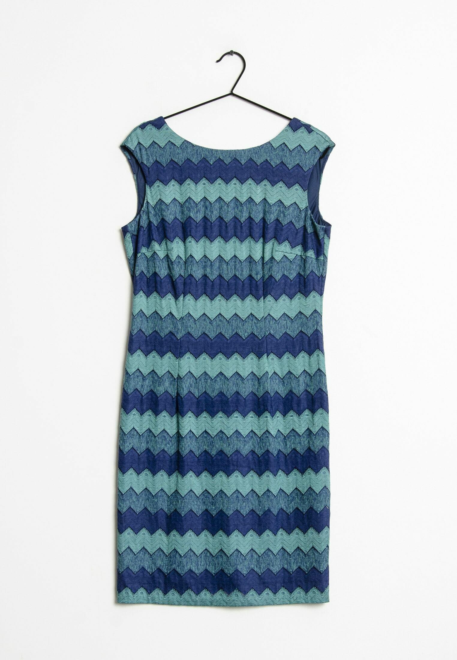 kleid - freizeitkleid - blue