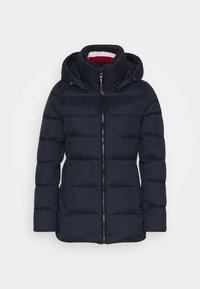 Tommy Hilfiger - GLOBAL STRIPE - Down coat - desert sky - 5