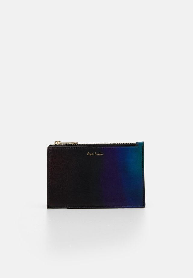 Wallet - multi-coloured