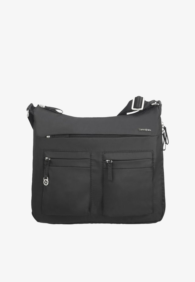 MOVE HOBO - Across body bag - black