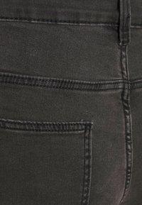 Noisy May Curve - Jeans Skinny Fit - dark grey denim - 6
