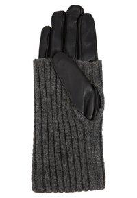 Vero Moda - VMMIE GLOVES - Fingerhandschuh - black - 2