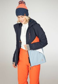 Protest - KELIS - Snowboardjacke - space blue - 3