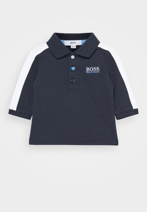 LONG SLEEVE BABY - Polo - navy