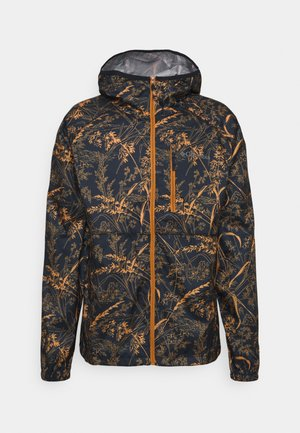 FLASH FORWARD™ WINDBREAKER PRINT - Outdoor jacket - collegiate navy/oregon wonders