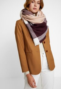 mint&berry - Scarf - bordeaux - 0