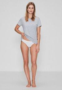 JBS OF DENMARK - T-shirt basic - grey - 0