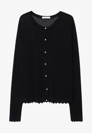 CINTA - Cardigan - zwart