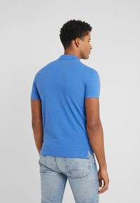 Polo Ralph Lauren - SLIM FIT MODEL - Polo - dockside blue - 2