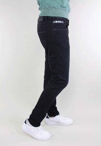Gabbiano - Slim fit jeans - black denim - 2