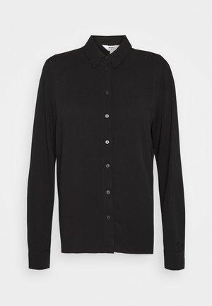 OBJBAYA - Button-down blouse - black