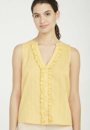MENC12 - Blouse - yellow